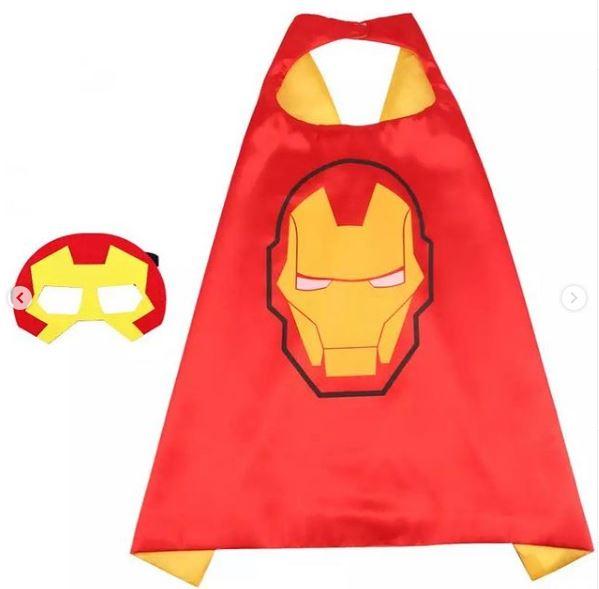 Capa Iron Man