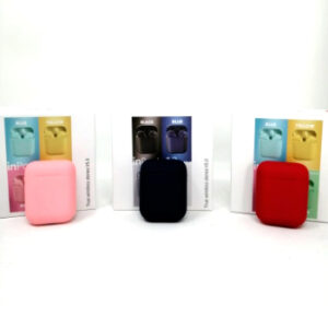 InPods 12 Audifonos Bluetooth Tws Colores