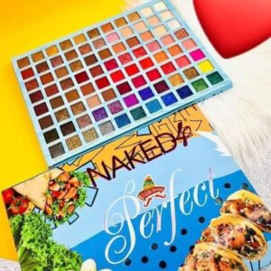 Paleta de Sombras Naked 4 Perfect Taco 88 Colores 03