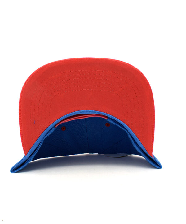 Gorra Ajustable Azul con Rojo Superman 04