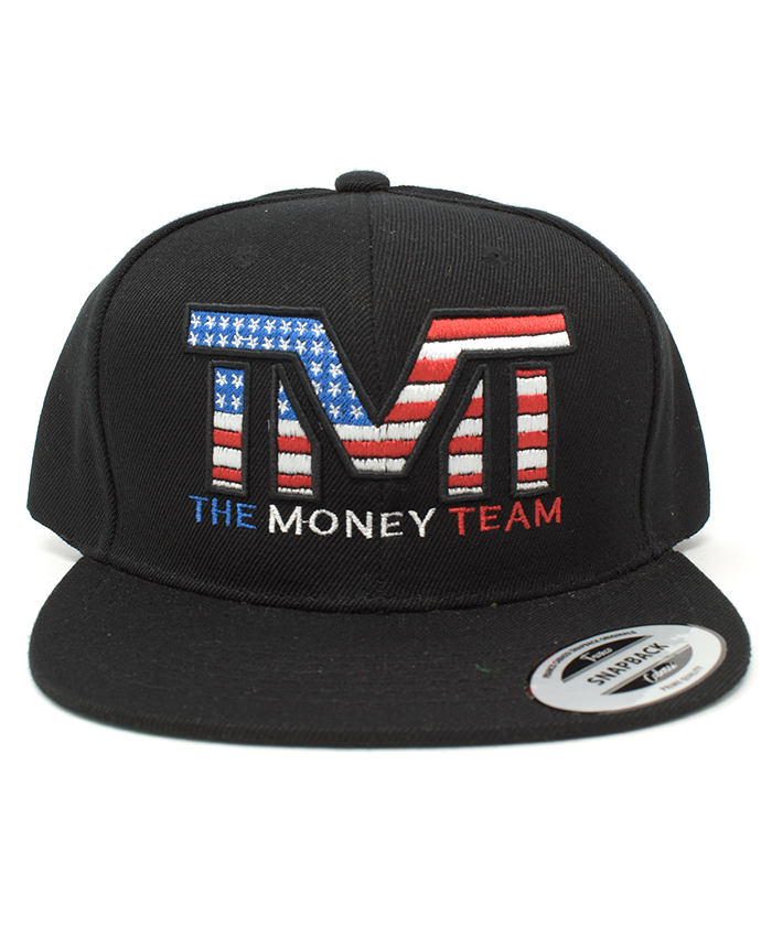 Gorra Snapback Negra The Money Team